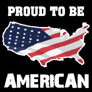 Veteran Stolz, amerikanisches T-Shirt zu sein