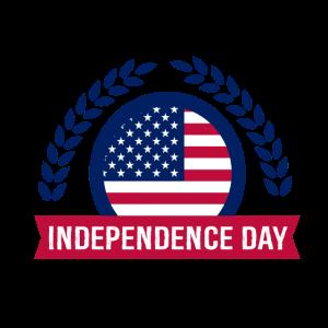 Vierter Juli-Unabhängigkeitstag