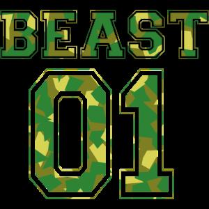 BEAST 01 - Camo Edition