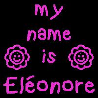 ELEONORE MEIN NAME