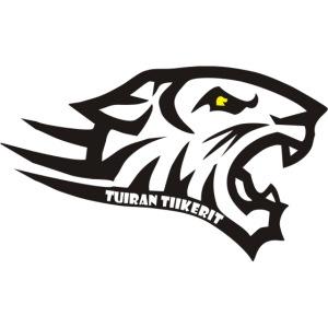 Tuiran Tiikerit tuoteperhe, pieni logo