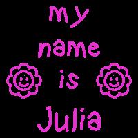 JULIA MEIN NAME