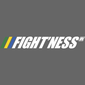 Logo FIGHT NESS Blanc