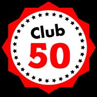 Club50, Geschenk für 50. Jährige