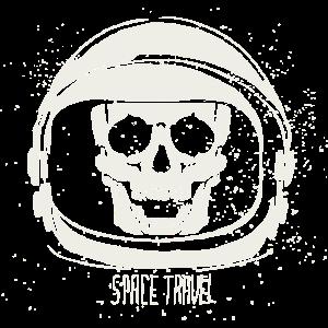 Astronaut Schädel