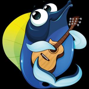 Gitarrist Fisch