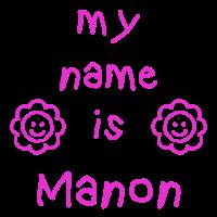 MANON MEIN NAME