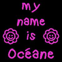 OCEANE MEIN NAME