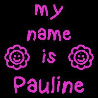 PAULINE MEIN NAME