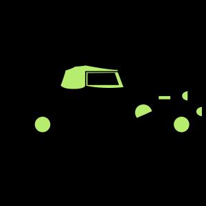Oldtimer-Limousine