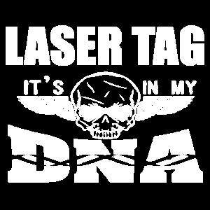 LASER TAG - Es ist in meiner DNA