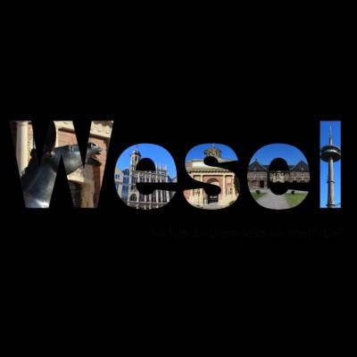 Wesel - Wesel - wesel,stadt,schrift,Wort,Wahrzeichen,Sehenswürdigkeiten,Sehenswürdigkeit,Schriftzug