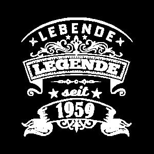 Lebende Legende - 1959
