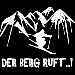 Der Berg ruft Ski