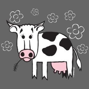 10-1A FUN COW - HAUSKA LEHMÄ Textiles and Gifts