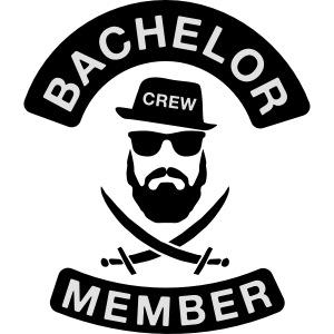 Bachelor Crew member - JGA T-Shirt - Bräutigam
