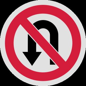 Kein Umdrehungszeichen