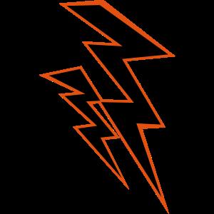 Blitze Logo - Flash - Donner - Blitz T-Shirt
