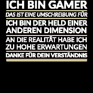 Ich bin Gamer!