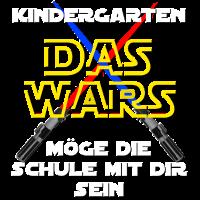 Kindergarten - DAS WARS