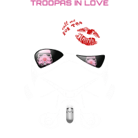 Stromtrooper in Love - Smiling Troopa - save space