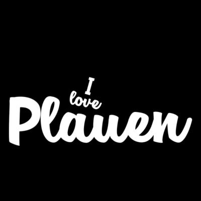 I Love Plauen - Du liebst die Stadt Plauen? Oder du machst Urlaub in der Spitzenstadt? Dann besorg dir jetzt das passende Shirt dazu ... - sachsen,vfc plauen,i love plauen,osten,i love,Plauen,liebe,vogtland,city,town,spitzenstadt,love