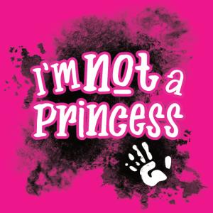 Nicht eine Prinzessin Pink