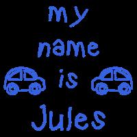 JULES MEIN NAME