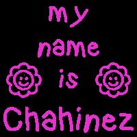Chahinez MEIN NAME
