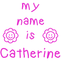 CATHERINE MEIN NAME