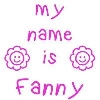 FANNY MEIN NAME