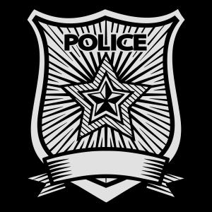 Polizei-Abzeichen