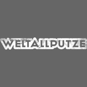 weltallputze grunge 01 weiss