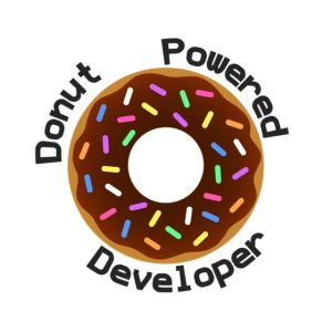 Donut Powered Developer