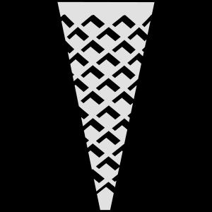 Waffelkegel