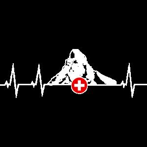 Matterhorn - Berge - Schweiz