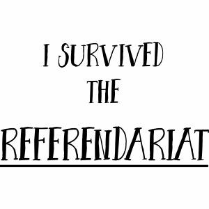 I survived the Referendariat