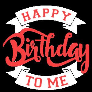 Mein glücklicher Geburtstag