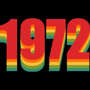 1972 rainbow