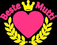 Muttertag Shirt: beste mutti der welt beste mutter super mutti mom mama