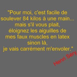 La Méthode Française de Henri Séry humour recto