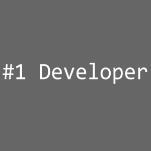 #1 Developer - White