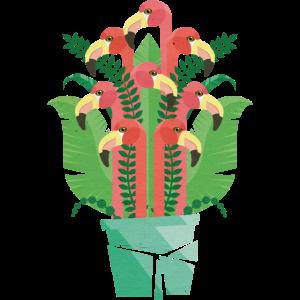 Sommerpflanzung