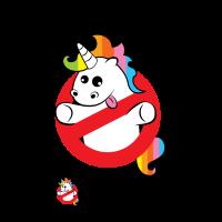 Unicorn Busters (Logo + Text)