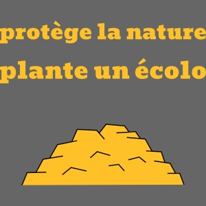 Plante un écolo