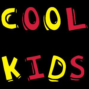 Cool Kids 3D ausgemalt