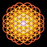 Blume des Lebens - Flower of Life