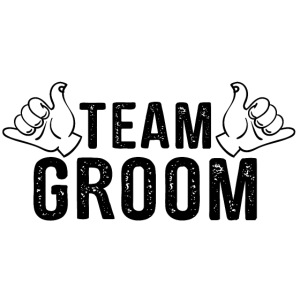 Team Groom - Bachelor Shirt - JGA T-Shirt