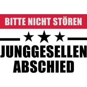 Junggesellen Shirt - Team Bräutigam - JGA T-Shirt