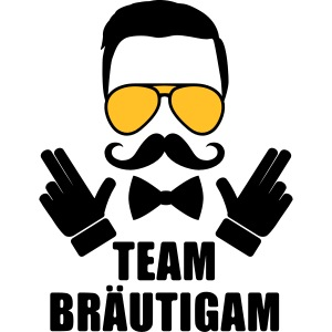 Team Bräutigam - JGA Shirt - Bachelor Shirt